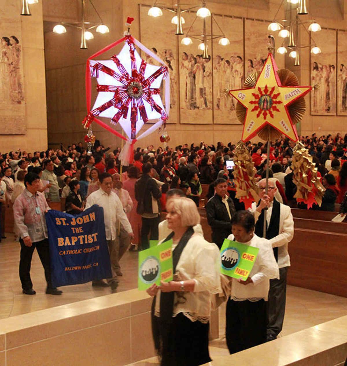 Simbang Gabi parish celebrations begin Dec. 15 - Angelus News ...