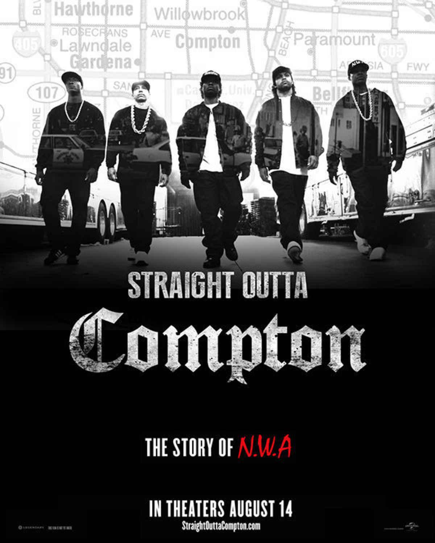 Straight Outta Compton Hd Filme
