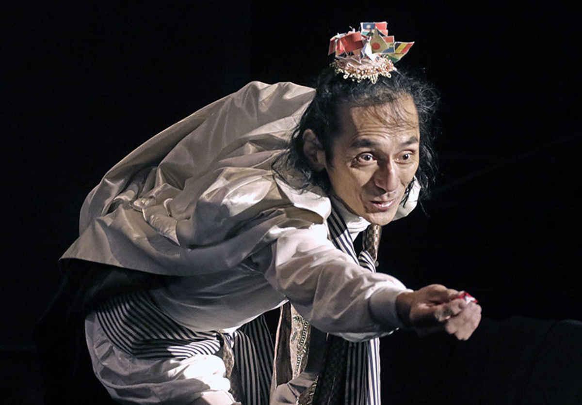 Kazuo Ohno, Takao Kawaguchi and the art of Butoh - Angelus