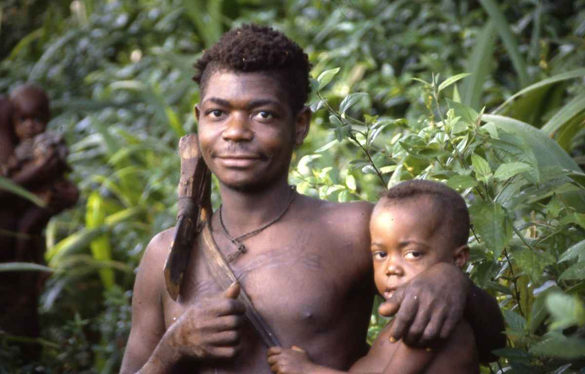 Корубо племя секс