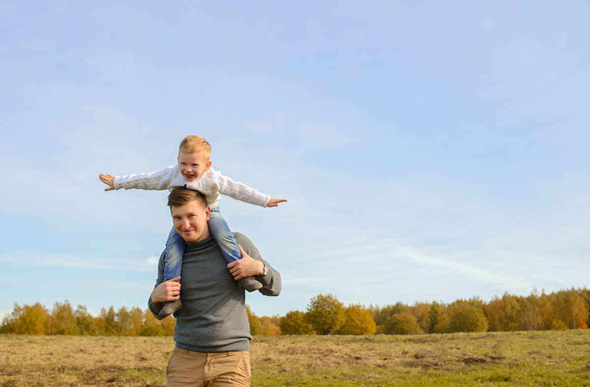 The role fathers must play for their children and society