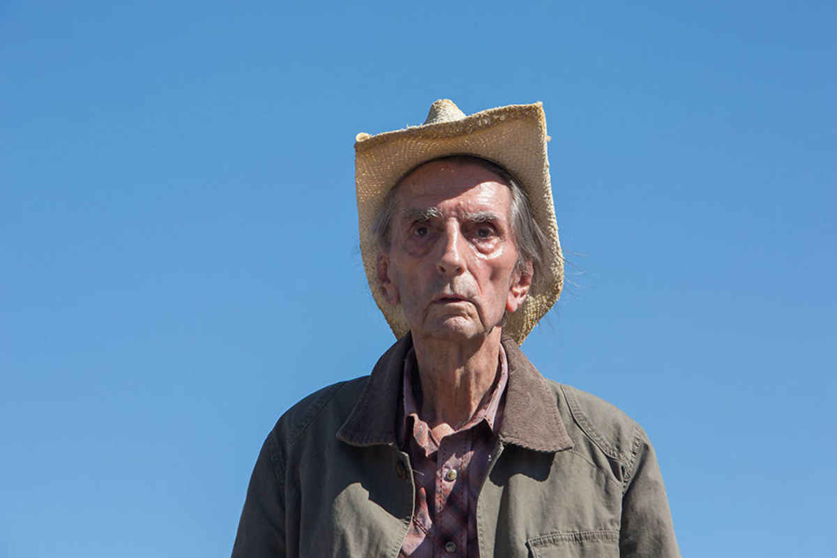 Harry Dean Stanton saves his best for last as \'Lucky\' - Angelus News ...