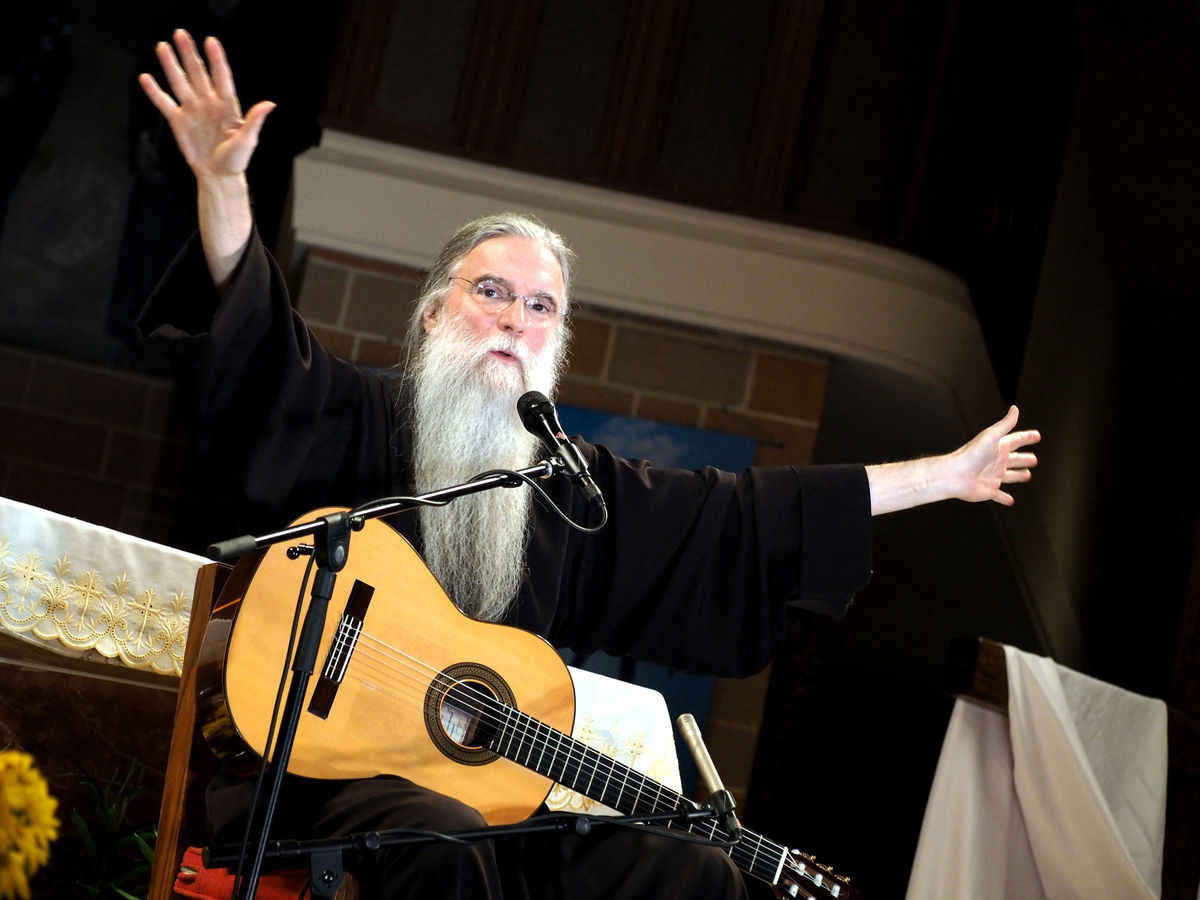 Songs in the key of God: John Michael Talbot to perform in