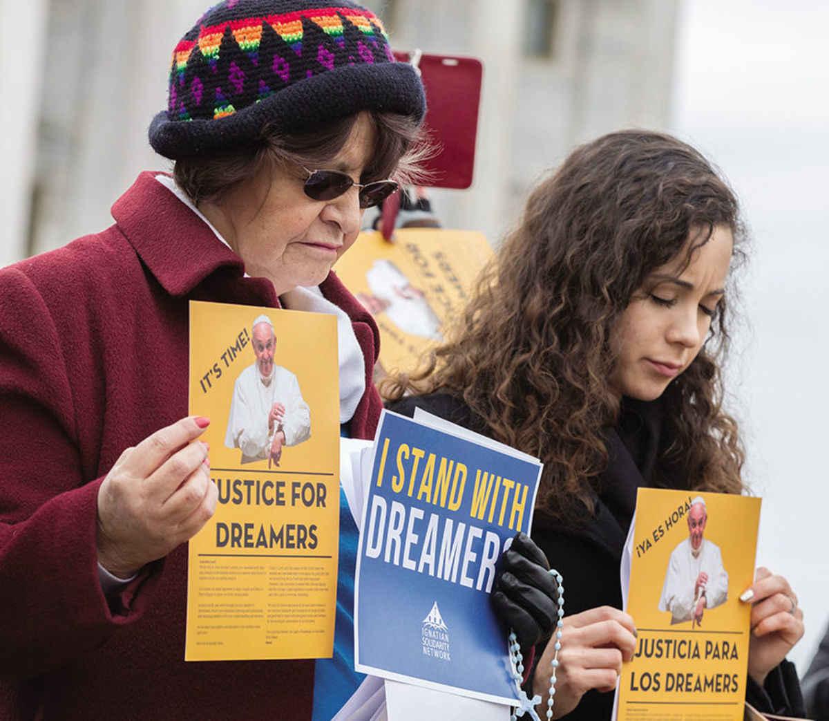 Senate Begins Debate On Fate Of DREAMers