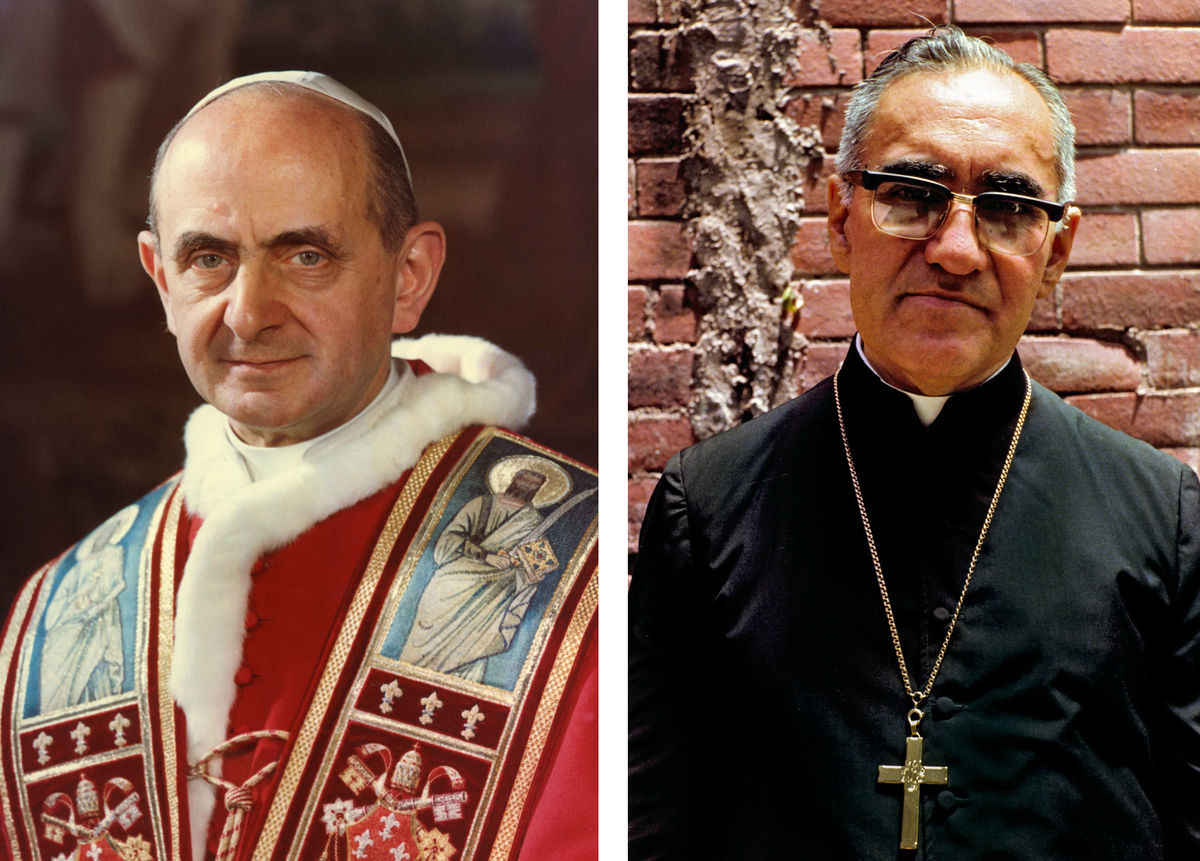 Slain Salvadoran archbishop Romero to be made a saint: Pope