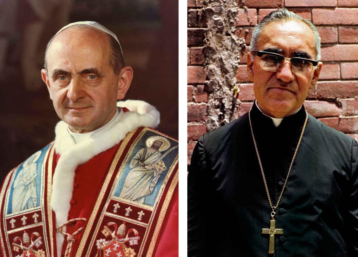 Slain Salvadoran archbishop Romero to be made a saint: Pope