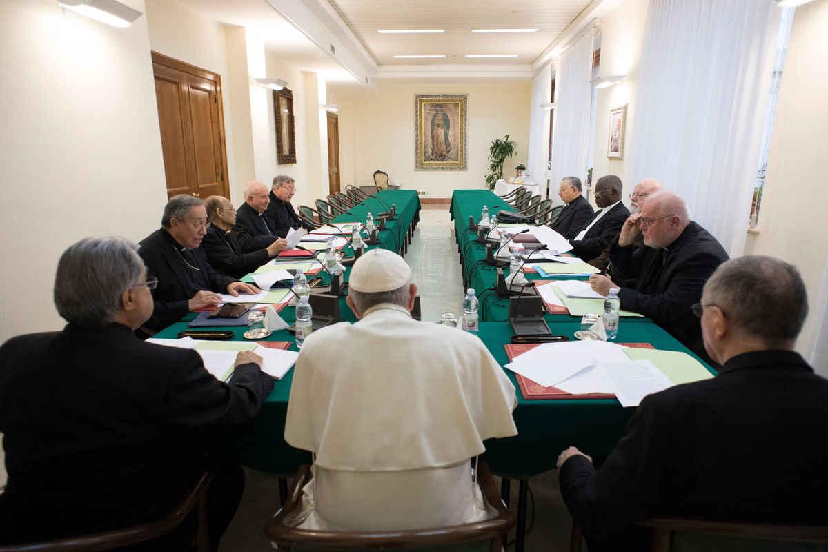 Vatican treasurer facing sex abuse trial