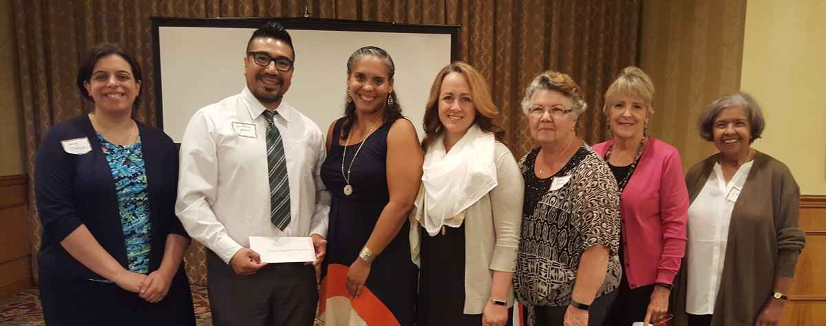 Cabrini Literary Guild applauds local charity efforts - Angelus News - Multimedi...