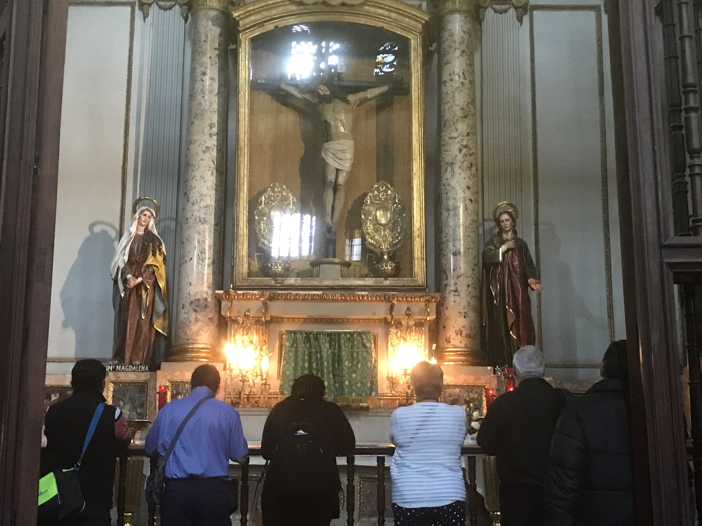 Photos from the second annual ADLA pilgrimage to Our Lady of