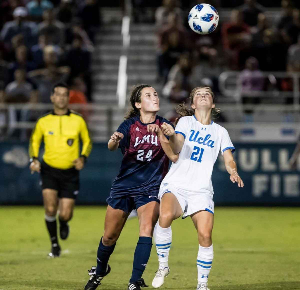 At LMU: VB now 10-1; soccer team plays UCLA tough before losing - Angelus News -...
