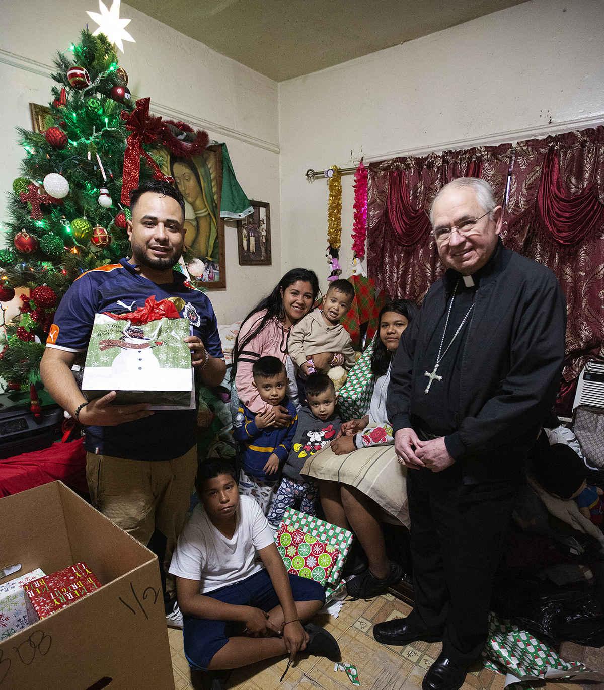 Archbishop Gomez: A Christmas prayer - Angelus News - Multimedia ...