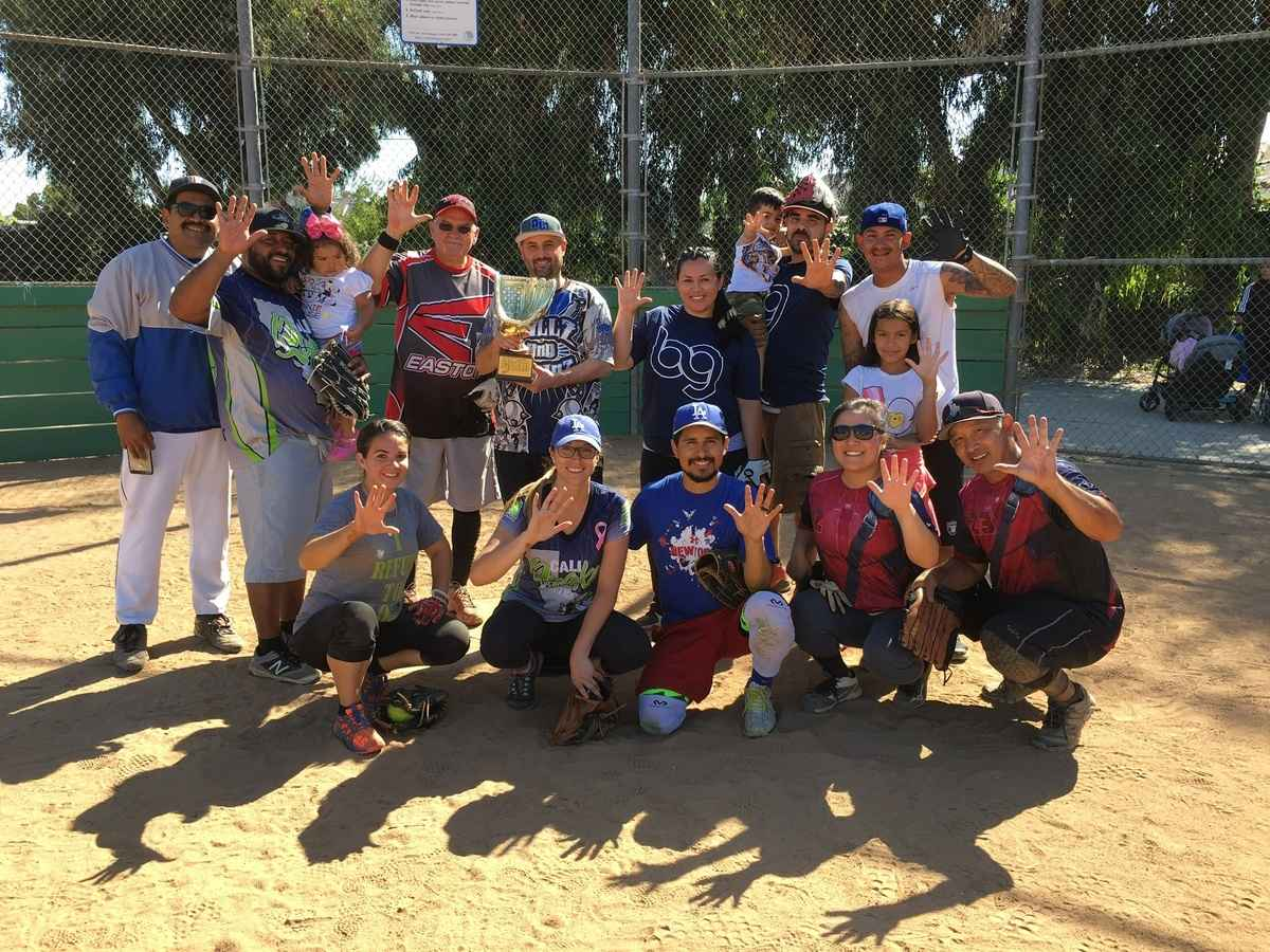A 'league of their own' in the South Bay - Angelus News