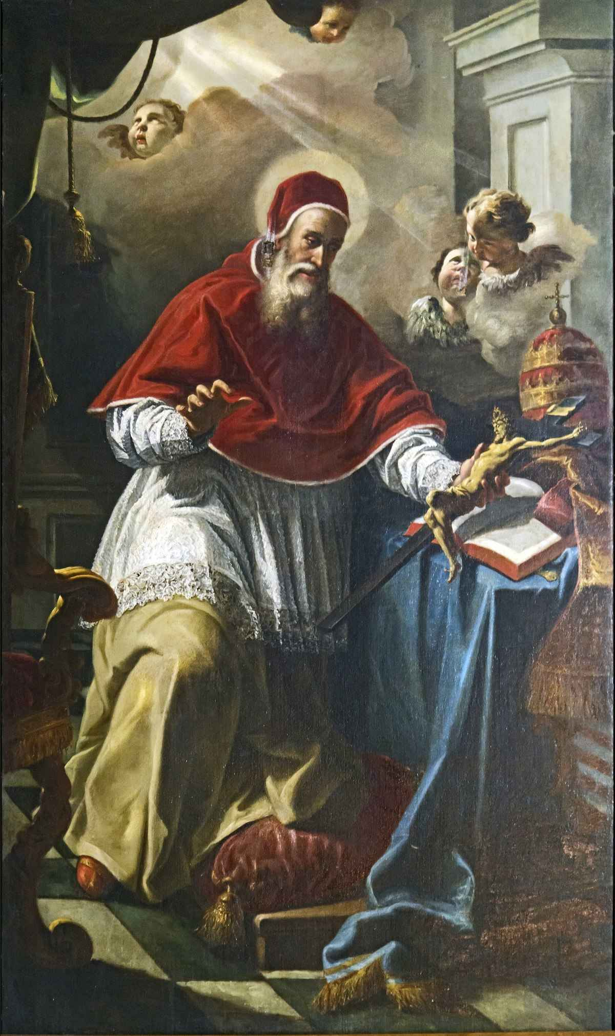Image result for Pope St. Pius V