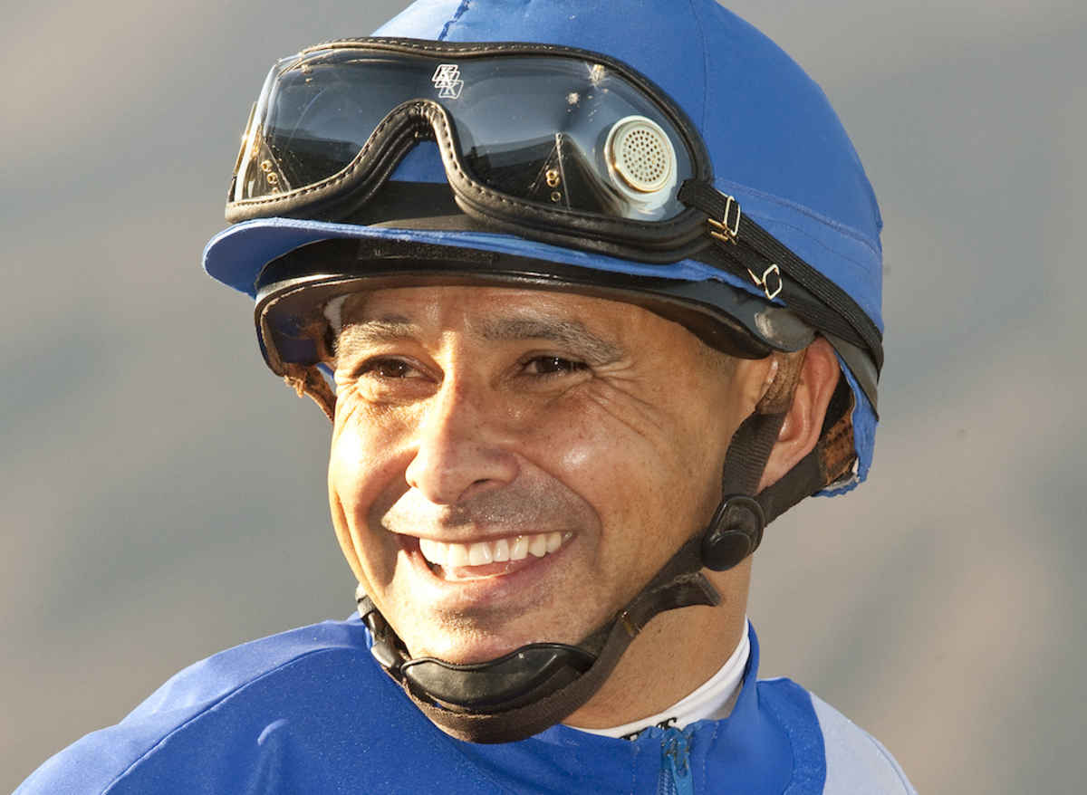 Jockey Mike Smith 2018 Triple Crown Winner Relies On