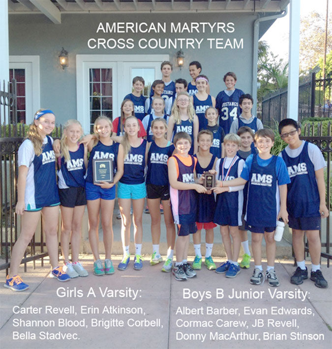 American Martyrs Tops Cyo Overall Standings For Fall Sports Angelus News