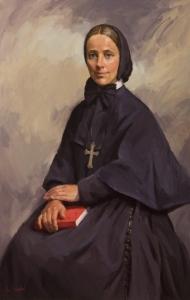 Saint of the day: Mother Frances Xavier Cabrini   Angelus News