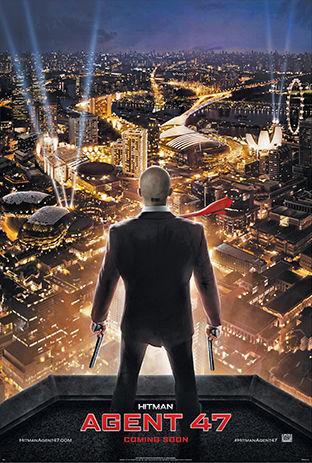 Movie Review Hitman Agent 47 Angelus News