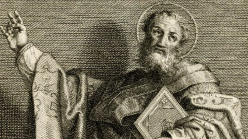 Saint of the day: Gregory Nazianzen | Angelus News