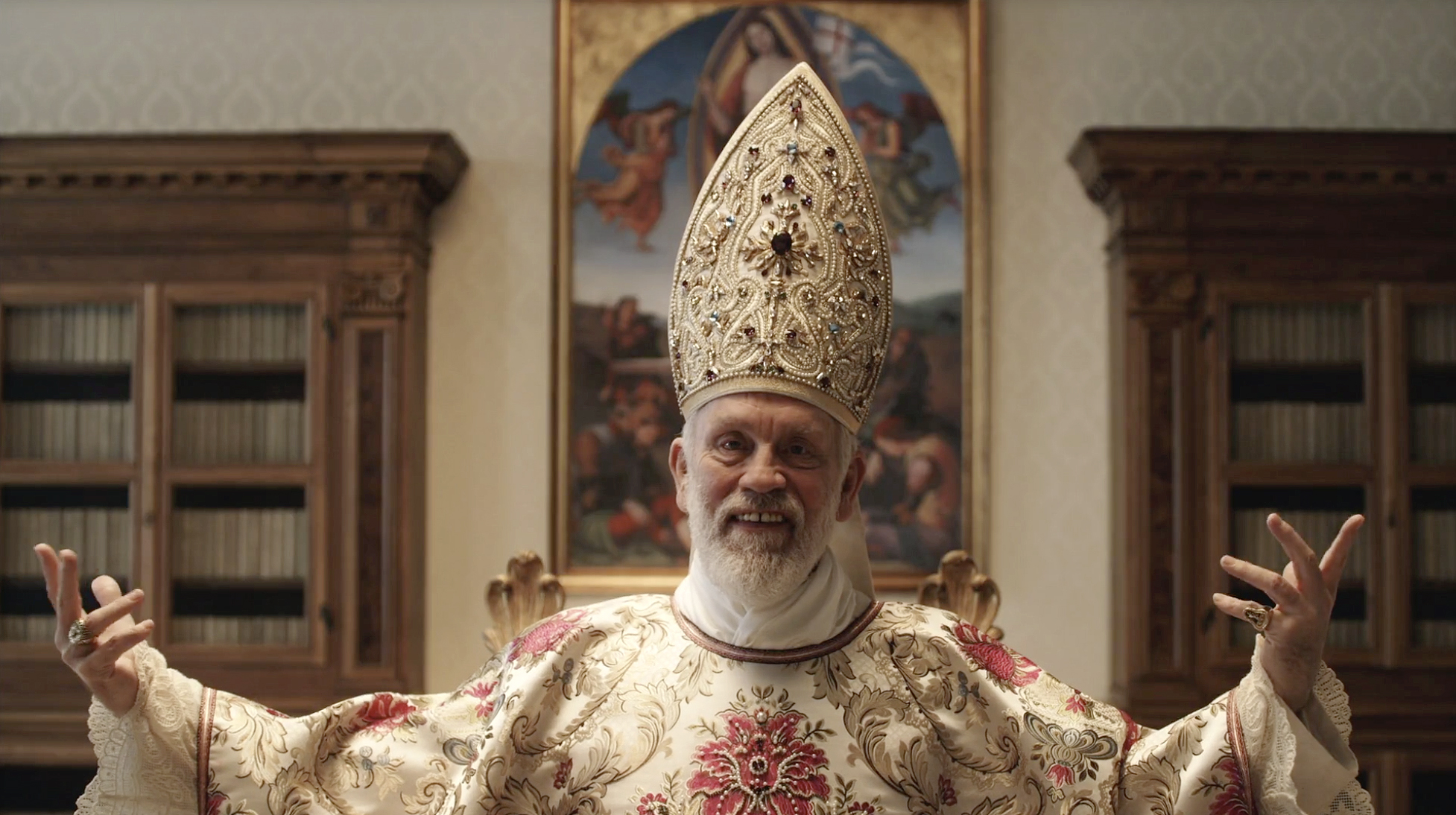 Brave ideas and blasphemy in 'The New Pope' | Angelus News