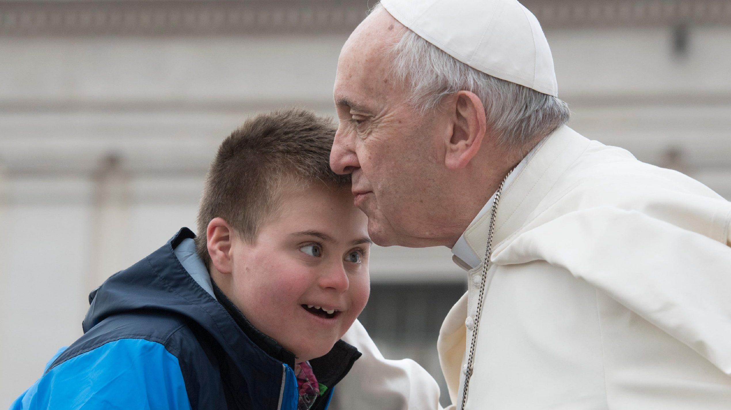 "Pope Francis Condemns Abortions on Babies With Down Syndrome: ""Every Child is a Gift"""